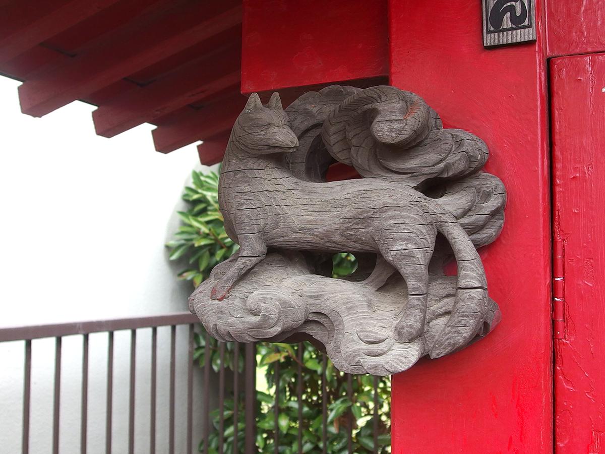 稲荷神社(横浜市鶴見区駒岡3-7-21)写真