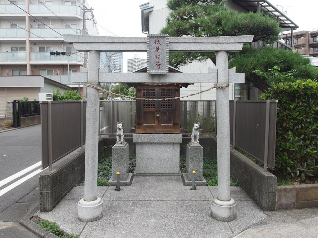 小倉伏見稲荷神社