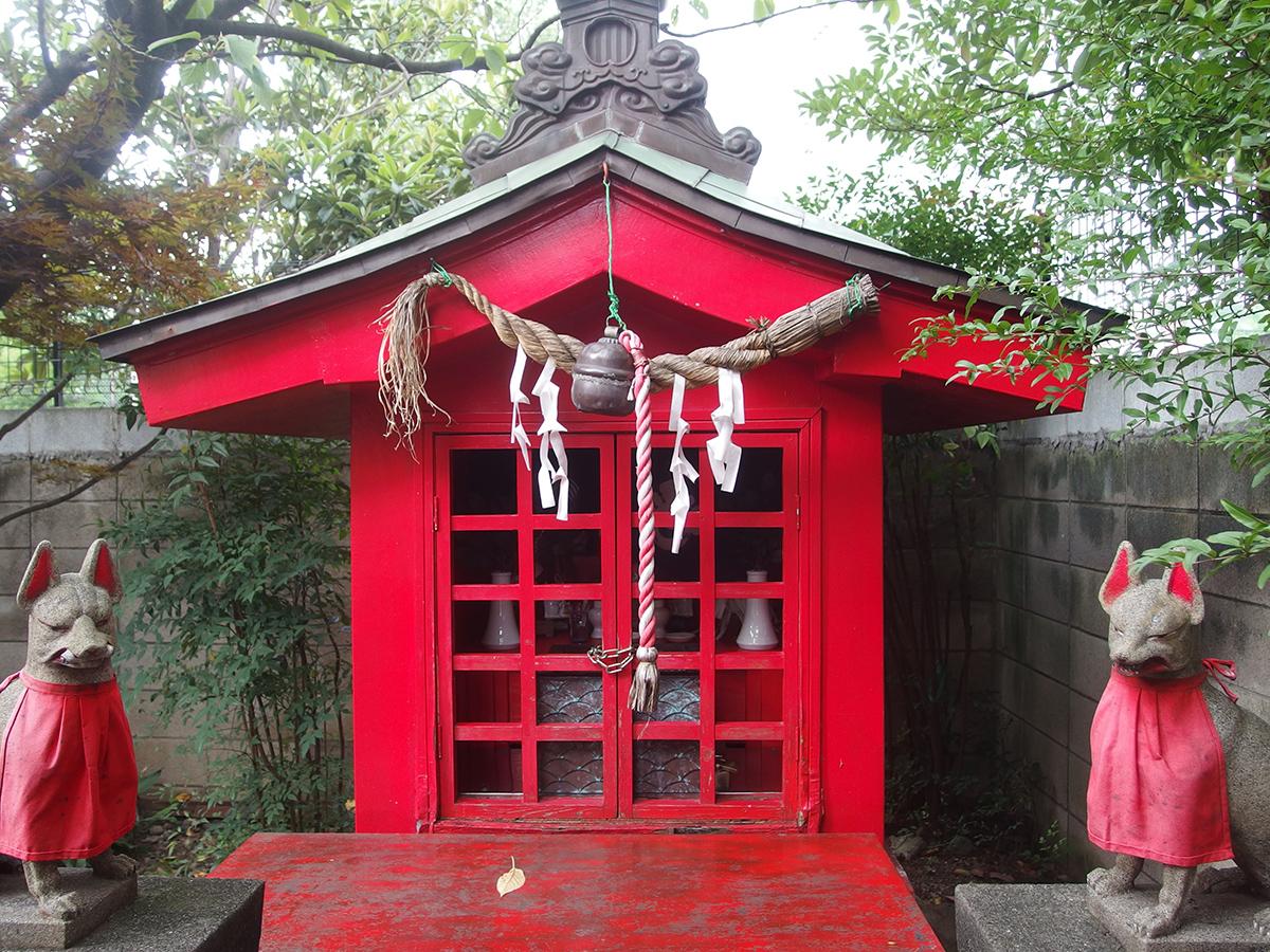 北原稲荷神社写真