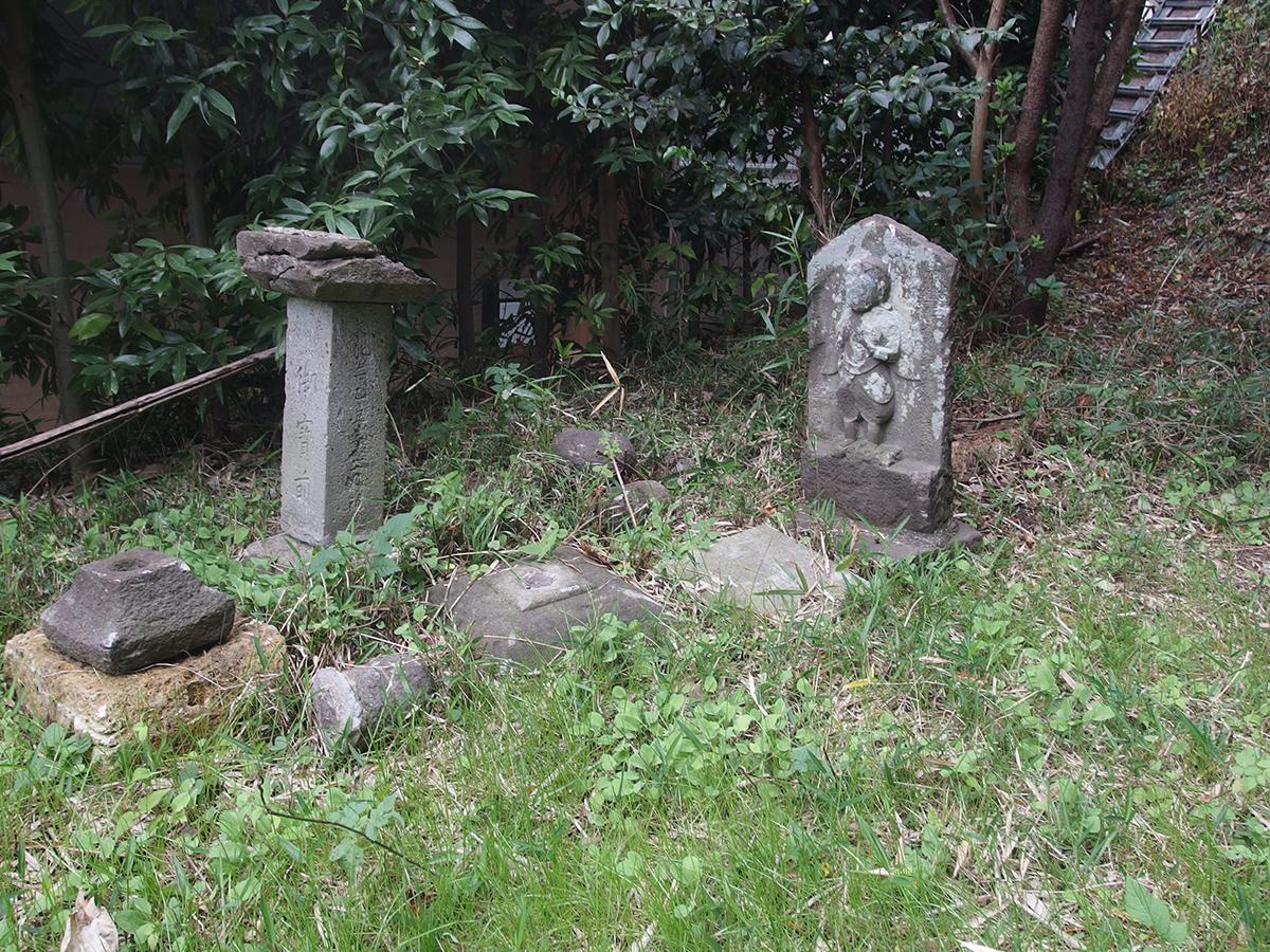 山之根稲荷社(東京都町田市成瀬)写真