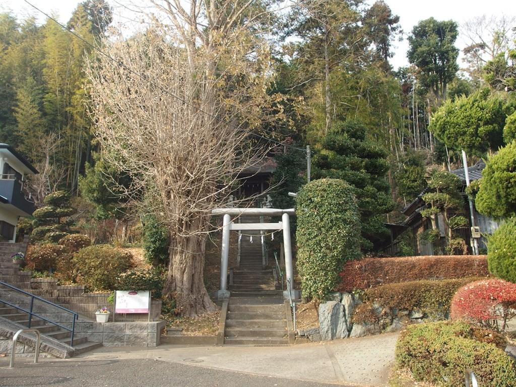 恩田子ノ辺神社