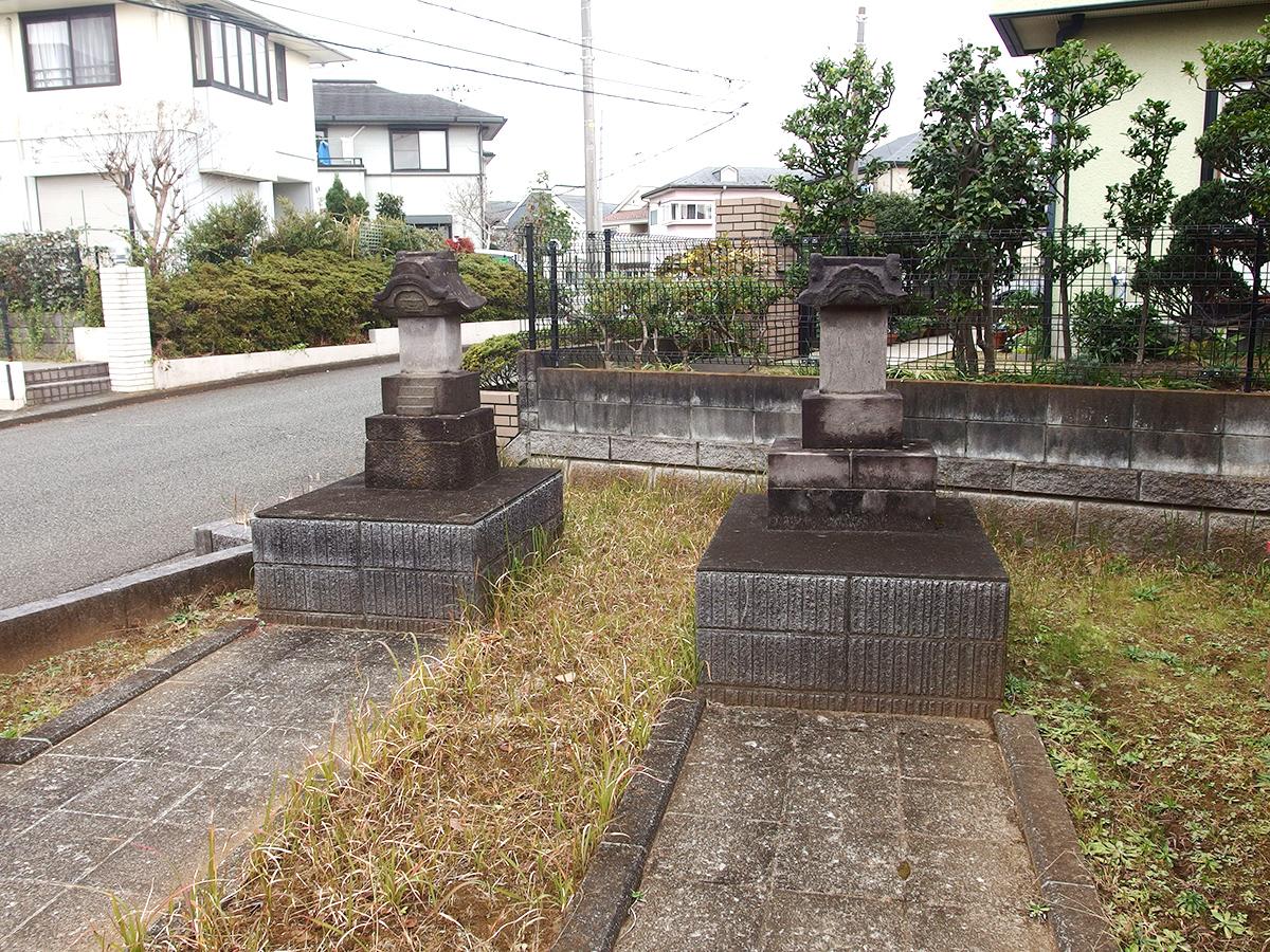 内方姫供養塔写真