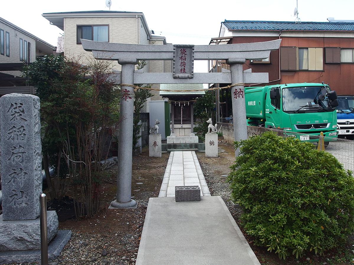 袋稲荷神社(横浜市)写真