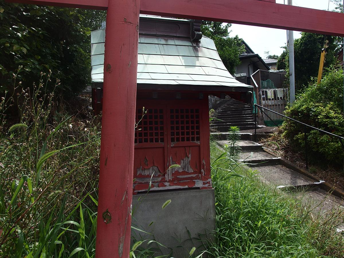 上大岡白笹稲荷神社(横浜市港南区上大岡)写真