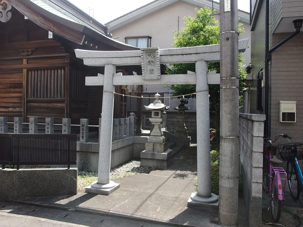 下野毛宇佐神社