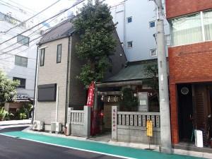 亀住稲荷神社(千代田区外神田)写真