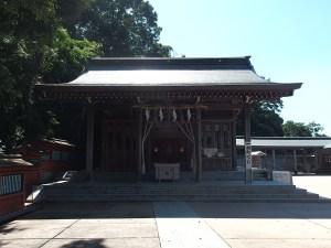 富岡八幡宮(横浜市金沢区富岡東)写真