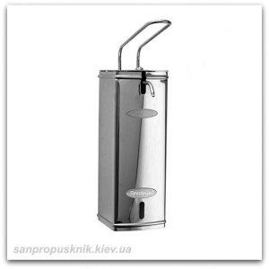 Дозатор мыла локтевой