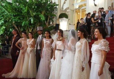 Sanremo canterà Napoli e vestirà la Moda: Defilè sabato 28 settembre sulla scalinata del Casinò