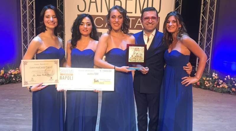 Si é conclusa la seconda edizione di SanremoCantaNapoli: ecco i vincitori