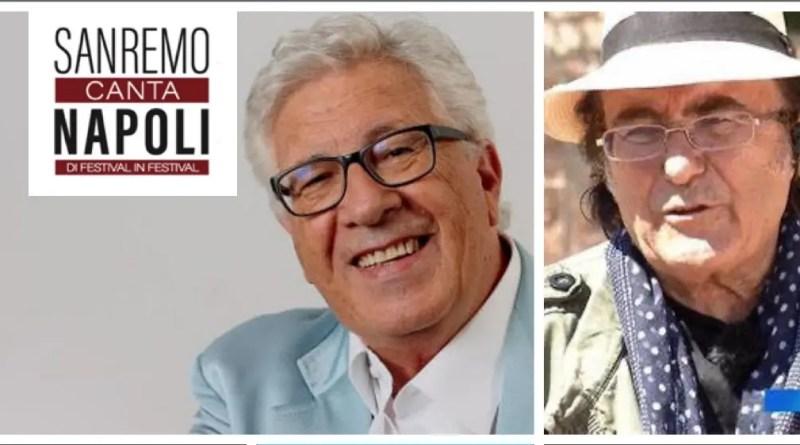 Premio alla carriera per due grandi artisti: Peppino di Capri e Albano Carrisi, la consegna nella terza edizione di SanremoCantaNapoli del 24 settembre al Casino?