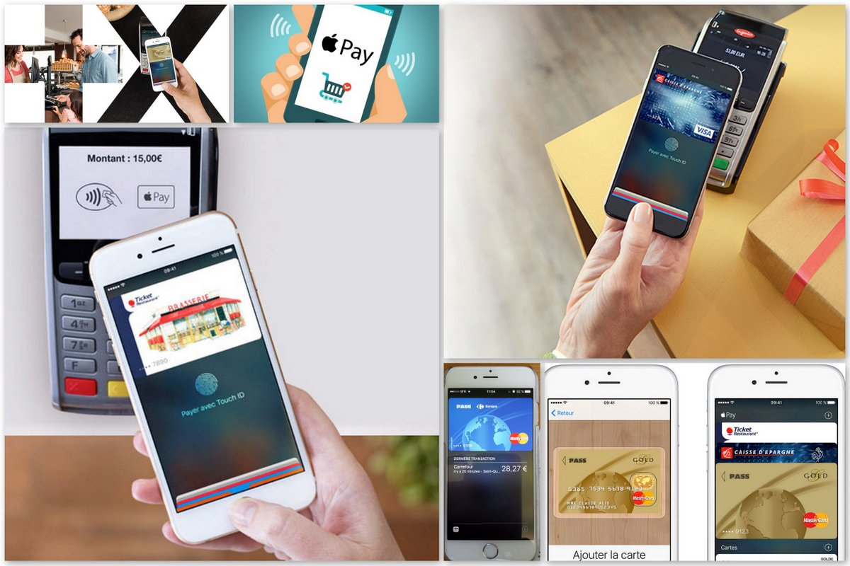 Lancement d Apple Pay en France  simple annonce ou date cl     pour le     Lancement Apple Pay en France