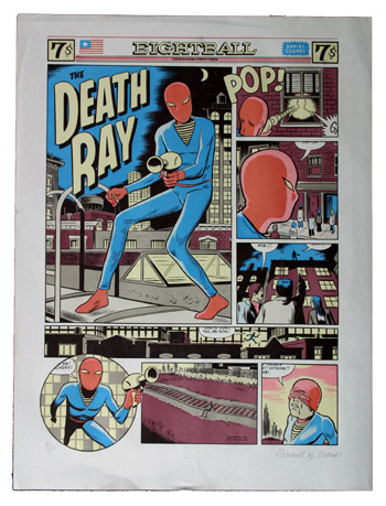 death-ray