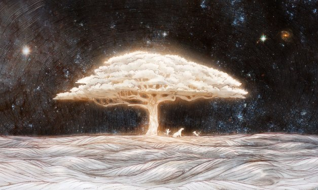 The Tree of Life embrace