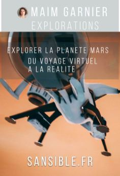 Préparer les astronautes à leurs futures missions d'exploration lunaires ou martiennes. Voyage en réalité virtuelle sur Mars avec vr2Planets. Davantage sur Sansible #sansible #planete #terre #mars #paysage #voyage #explorationspatiale #vr2planets #vr2mars #realitevirtuelle