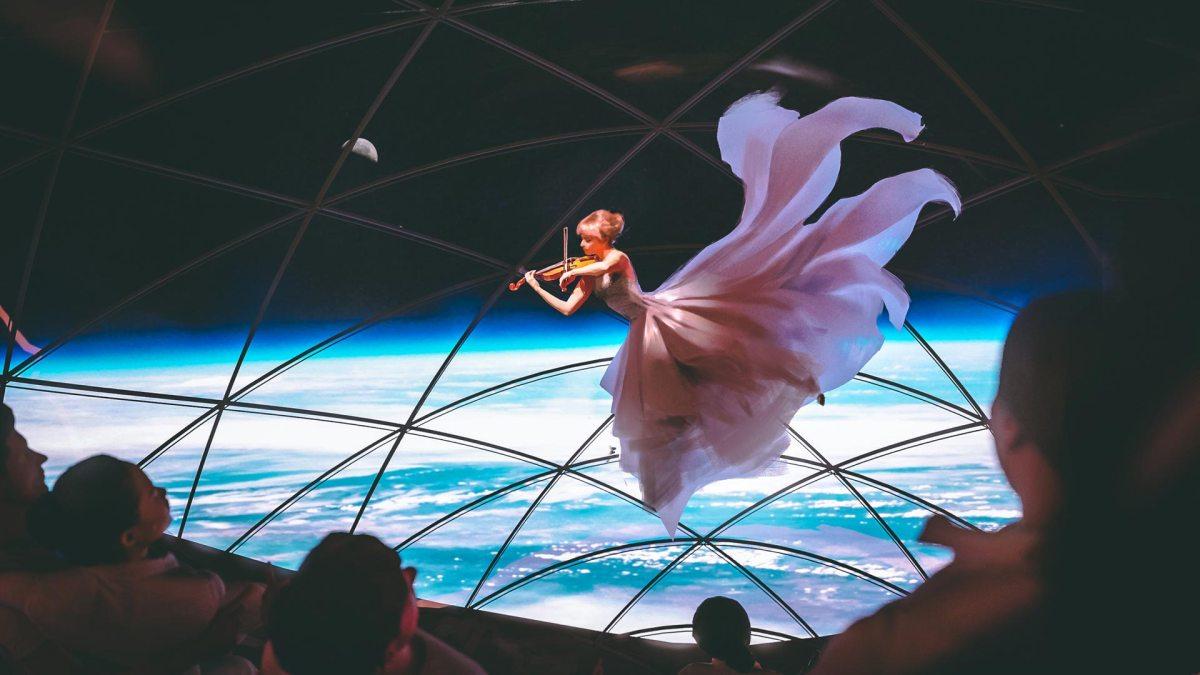 Explorer la planète Mars, du voyage virtuel à la réalité