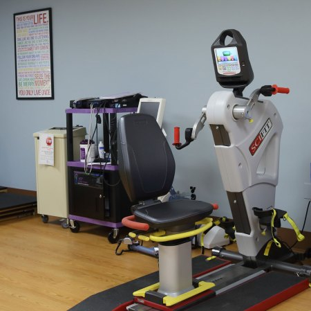 Sci-Fit Rehab Machine