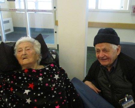 Mr. & Mrs. George Holevas