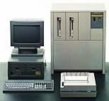 Τα workstation της σειράς Line 1 της Olivetti μπήκαν στην αγορά μαζί με τον Μ20. Και αυτά βασίζονταν στον επεξεργαστή Ζ8000, ενώ ο Μ20 μπορούσε να συνδεθεί σε ρόλο τερματικού.