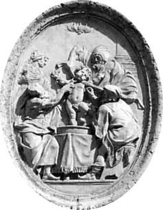 simonino medaglione