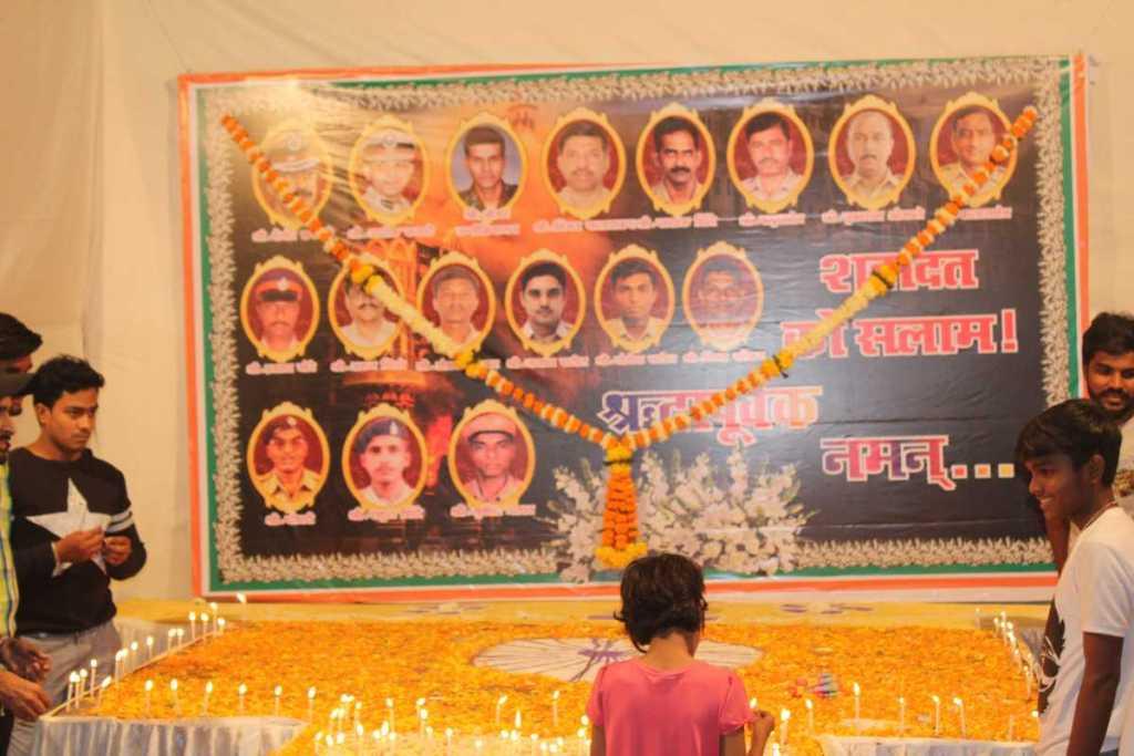 26/11 शहीदों को श्रद्धंजलि Tributes Mumbai tribute martyrs