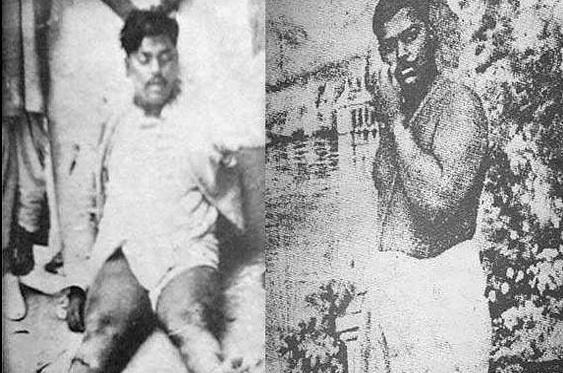 स्वतंत्रता सेनानी चंद्रशेखर आजाद Chandrashekhar Azad
