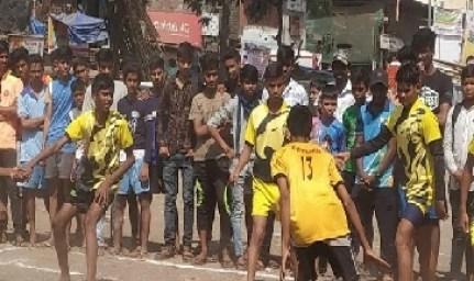 मोबाइल छोड़ मैदान पकड़ Khel Mahotsav