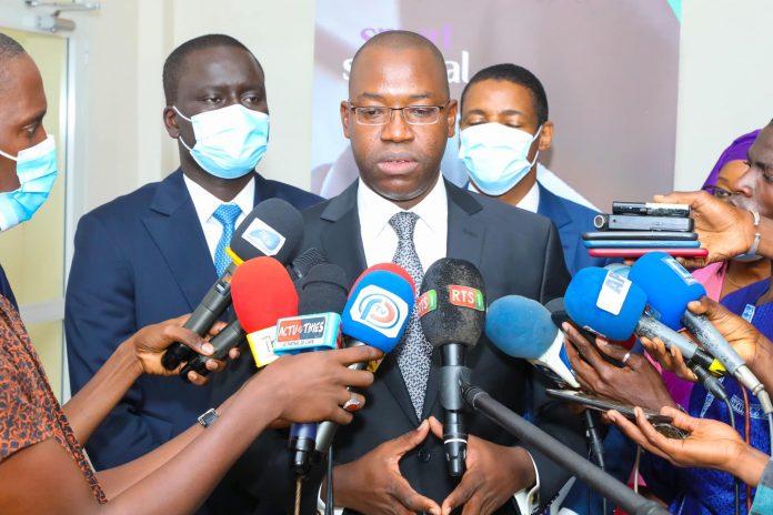 Nommé ministre…Yankhoba Diattara tresse (déjà) les lauriers à Macky !