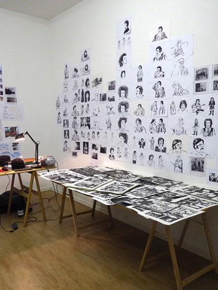 Hamid Sulaiman: A studio to exchange