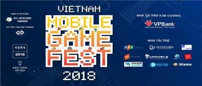 Ngày hội Game Mobile Việt Nam 2018