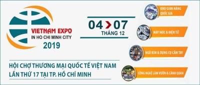 Hội chợ Thương mại Quốc tế – Vietnam Expo HCM 2019