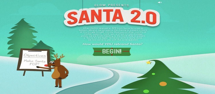 Modernizing the Santa Brand