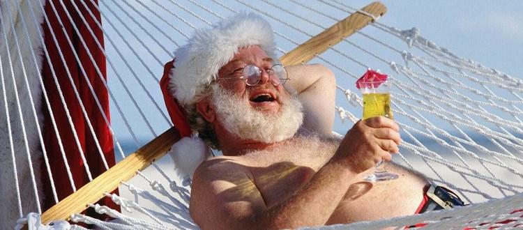santa does summer