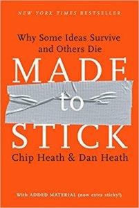 The Marketing Bookshelf: Made to Stick