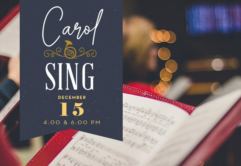 Carol Sing