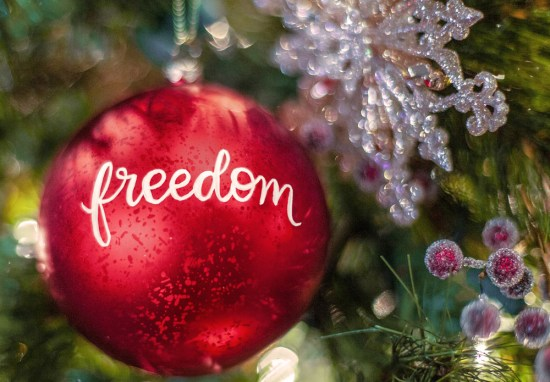 December 12 – Freedom from bondage and sin