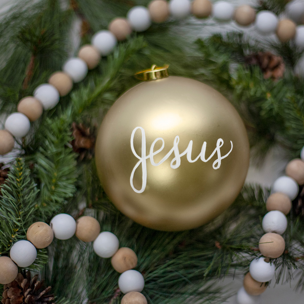 December 25 – Jesus