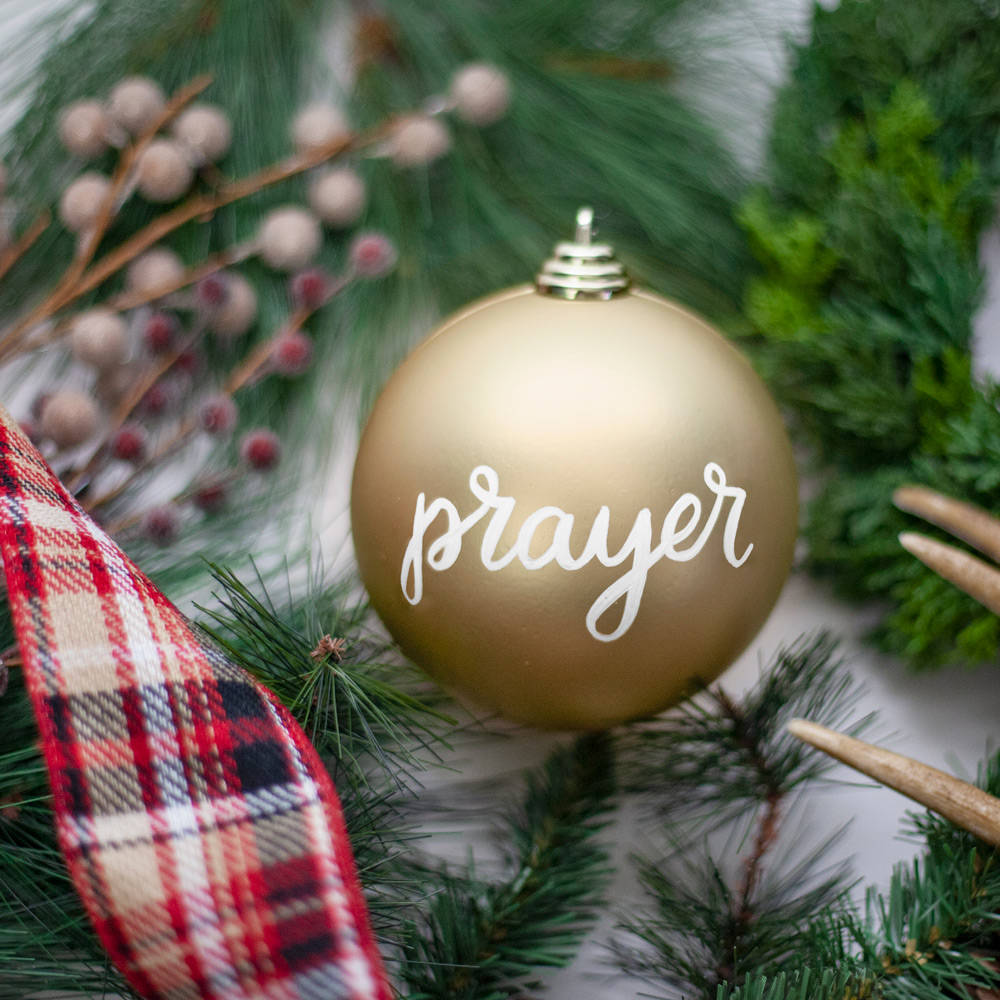December 7 – Prayer