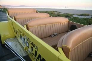 Santa Barbara Hot Rod Limo 9