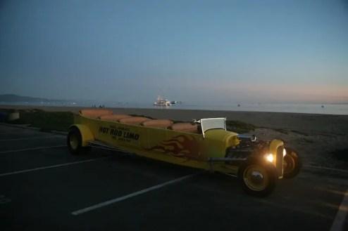 Santa Barbara Hot Rod Limo 16