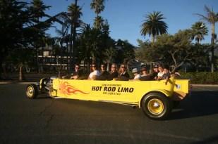 Santa Barbara Hot Rod Limo 2