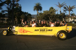 Santa Barbara Hot Rod Limo 4