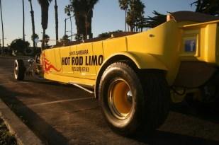 Santa Barbara Hot Rod Limo 6