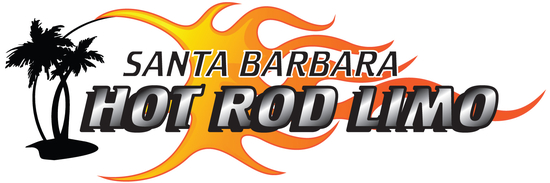 Santa Barbara Hot Rod Limo Logo