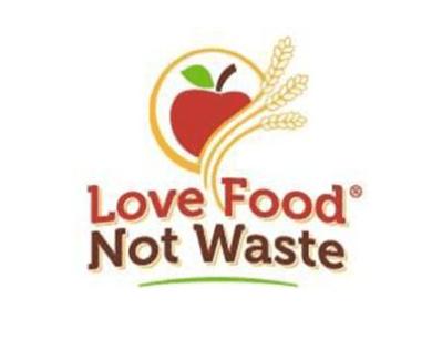 Love Food Not Waste Logo