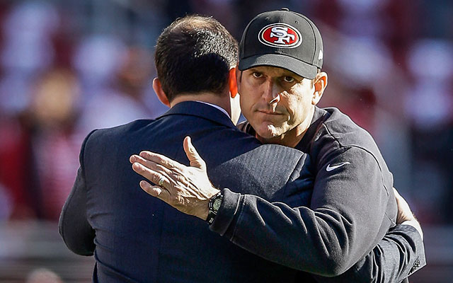 Jim Harbaugh Jed York