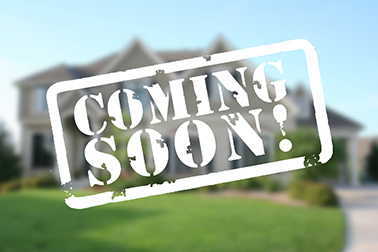 coming soon listing
