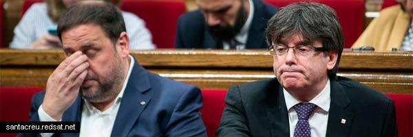 La declaración de independencia de Cataluña según San Mariano  Rajoy
