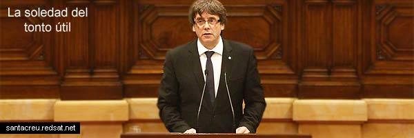 Carles Puigdemont El drama pactado de la independencia catalana
