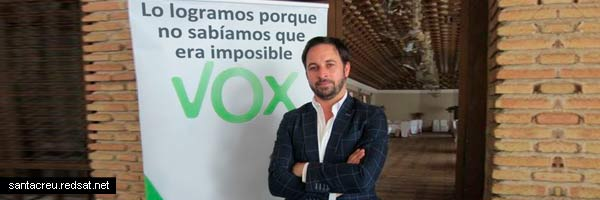 Elecciones en Andalucía Vox Lo logramos porque no sabíamos que era imposible